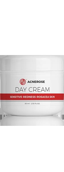 Krem na trądzik różowaty ACNEROSE day cream